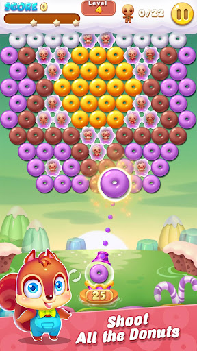 Bubble Shooter Cookie apkpoly screenshots 3