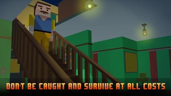 Cube Hell: Neighbor Battle 3D - náhled