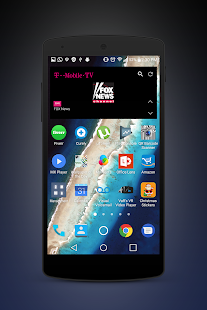 Icon Pack for Moto Z Play- screenshot thumbnail