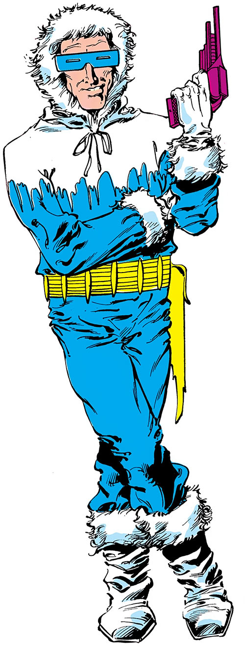 Image result for captain cold comic