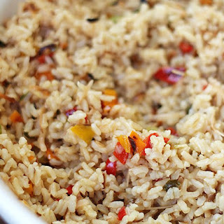 Skinny Tropical Rice.
