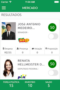 Vida Política- screenshot thumbnail