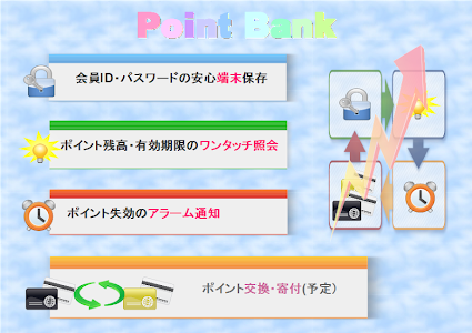 Easy point mgmt. wz.Point Bank screenshot 11