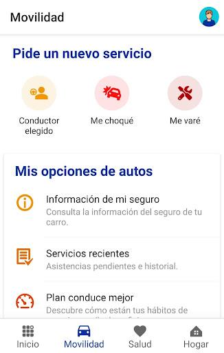 Seguros SURA 4.10.5 screenshots 2