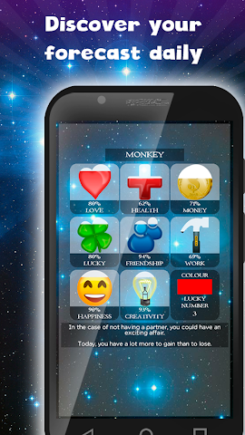 android Chinesischen Horoskop Tages Screenshot 8