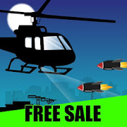 Reckless Rider Helicopter  - Holi Sale