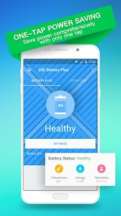360 Battery - Battery Saver, Phone Cooler, Cleaner Screenshot
