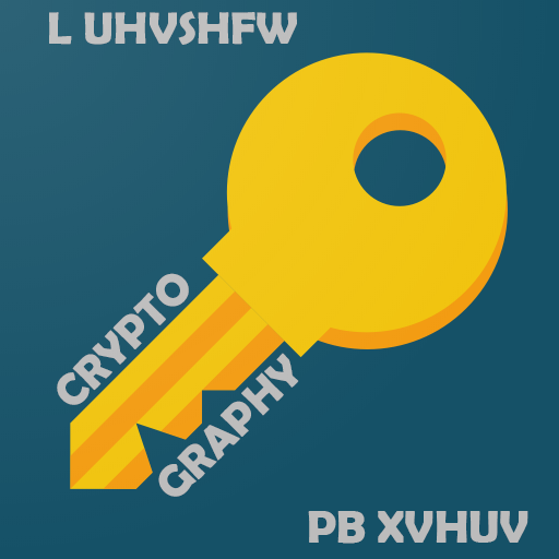 Cryptography - Collection of ciphers and hashes - Apps on