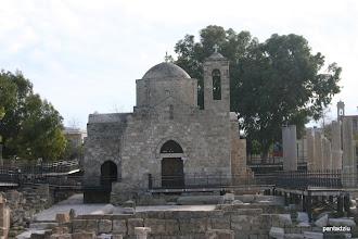Photo: Agia Kyriaki - kamienny kościół z XII wieku