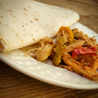 Slow-Cooker Chicken Fajitas.