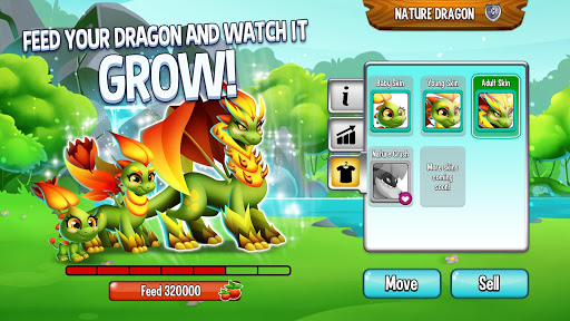 Dragon City modavailable screenshots 1