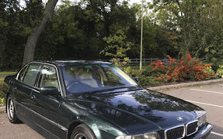 BMW 750 Il Rent South East