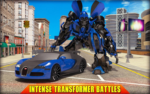 Car Robot Transformation 19: Robot Horse Games 2.0.5 screenshots 4