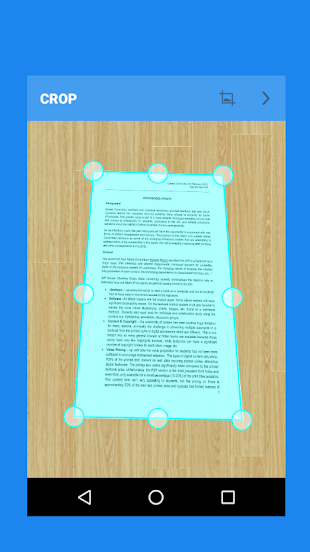 Doc Scanner :PDF Creator +OCR- screenshot thumbnail