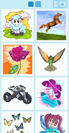 Pixyfy color by number coloring book 4.3 screenshots 4