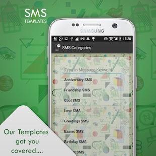App4SMS (SMS App) - náhled