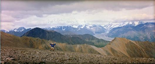 Photo: Dixie Pass: Wrangell - St Elias