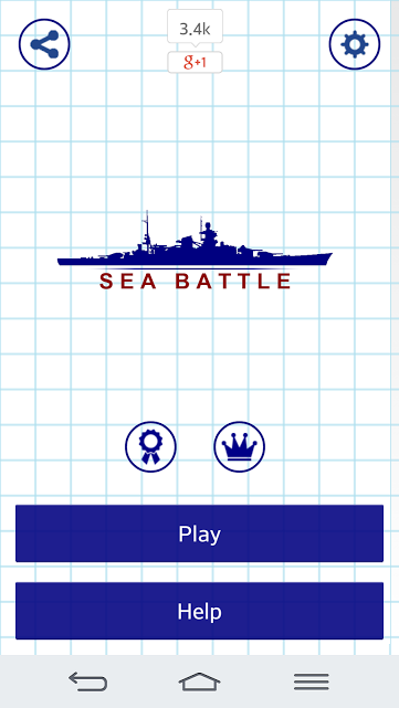 how to play sea battle