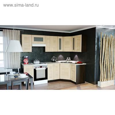 Кухонный гарнитур Ника оптима 1300*2500