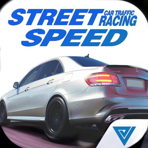 Street Racing Car Traffic Speed