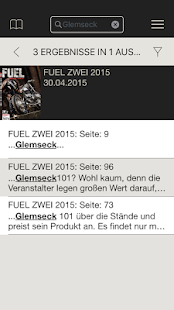 FUEL E-Paper- screenshot thumbnail