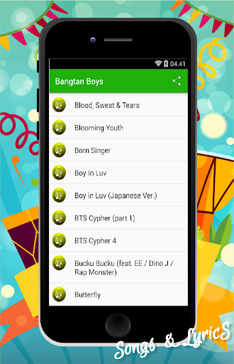 BTS Music&Lyrics for PC
