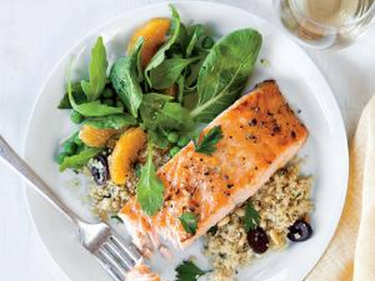 10 Best Quinoa Fish Recipes Yummly