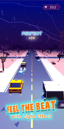 Dancing Car: Tap Tap EDM Music 1.4 screenshots 1