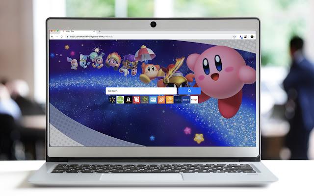 Kirby Star Allies Search