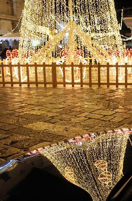 Riflessi di Natale di gocciazzurra