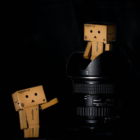 pull me up by Faareast Mk - Artistic Objects Toys ( danbo, friends, pull, lens, tokina )