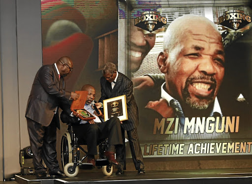 Iconic Mzimasi Mnguni has been ailing of late and has been admitted to hospital in East London again.