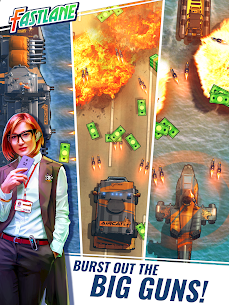 Fastlane: Road to Revenge 1.23.0.4313 MOD (Unlimited Currencies) Apk 4