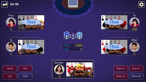 Hong Kong Poker android2mod screenshots 2