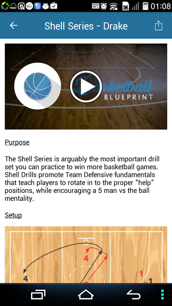 Basketball Defense Drills V2- screenshot