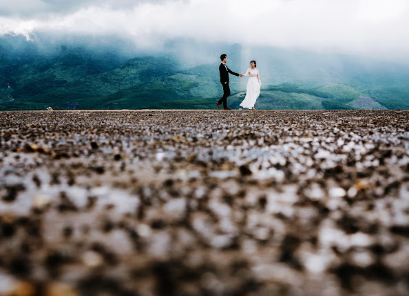Свадебный фотограф Nhat Hoang (NhatHoang). Фотография от 19.02.2019