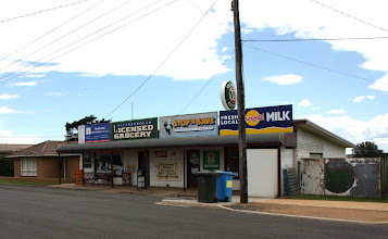 Photo: Year 2 Day 143 - Shops in a Small Town