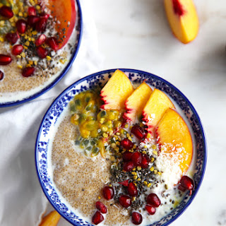Low Calorie Porridge Recipes.