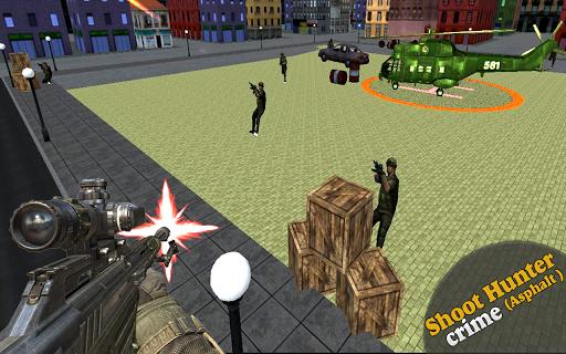 Shoot Hunter Crime Asphalt 1.1 screenshots 4