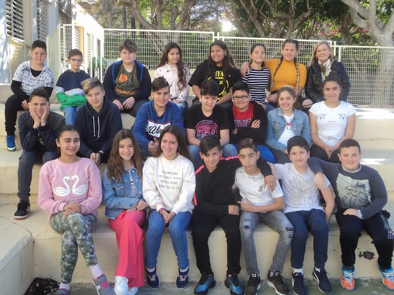 Almería. Colonia Araceli, 6º