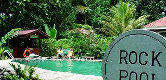 Poring Hot Springs & Nature Reserve