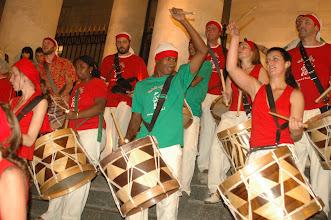 Photo: Fête de la musique à Nantes 2008,  avec les jeunes du Quartier de Caranguejo & Macaíba