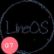 LineOS Dark Theme LG G7 V35 & V40 - AppRecs