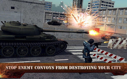 BROTHER IN WARS: GUNNER CITY WARLORDS  screenshots 2