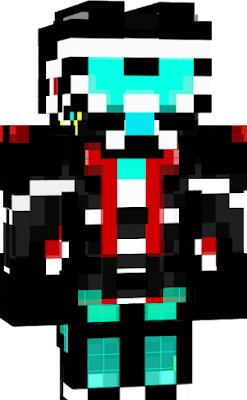an awesome skin that based on crysis skin and tron layer!
