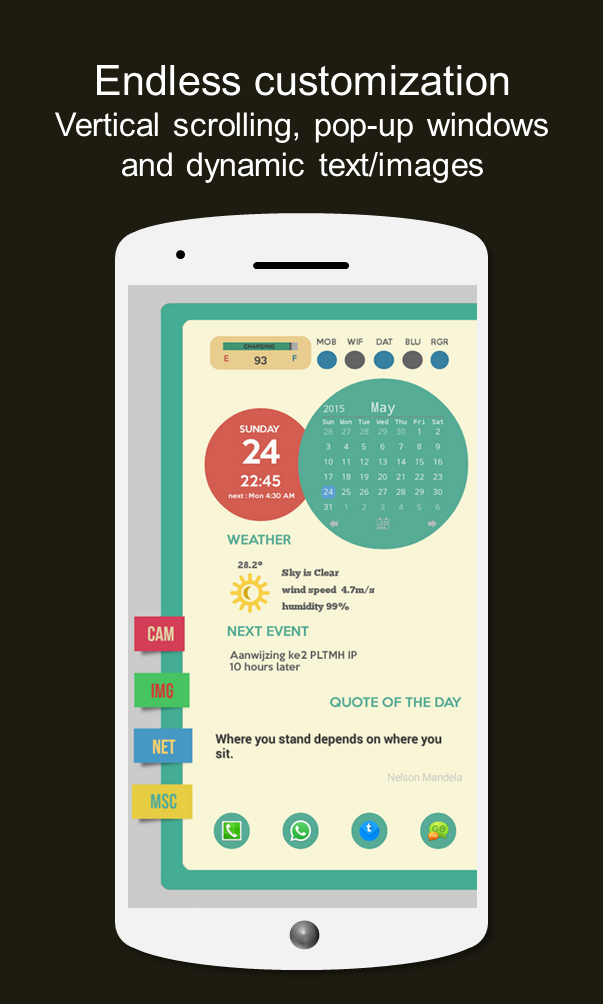 Total Launcher Screenshot 2