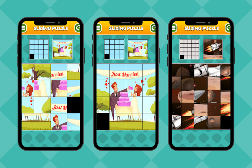 Sliding Puzzle screenshot 3