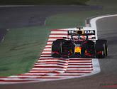 Max Verstappen ook de snelste in derde vrije training in GP van Bahrein