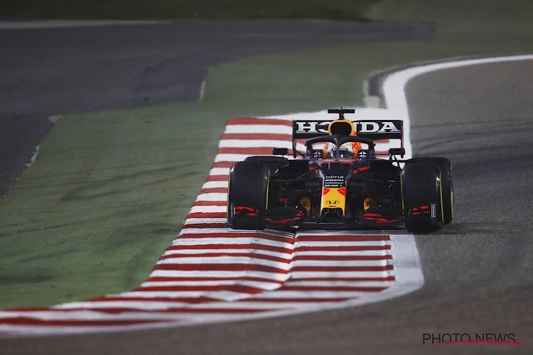 Max Verstappen mag het meest tevreden zijn na start van testen, lastige eerste dag voor Mercedes