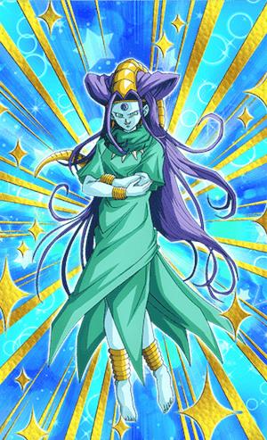 神秘の乙姫・六星龍(乙姫)